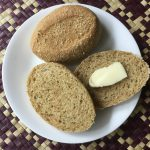 whole wheat kale pandesal