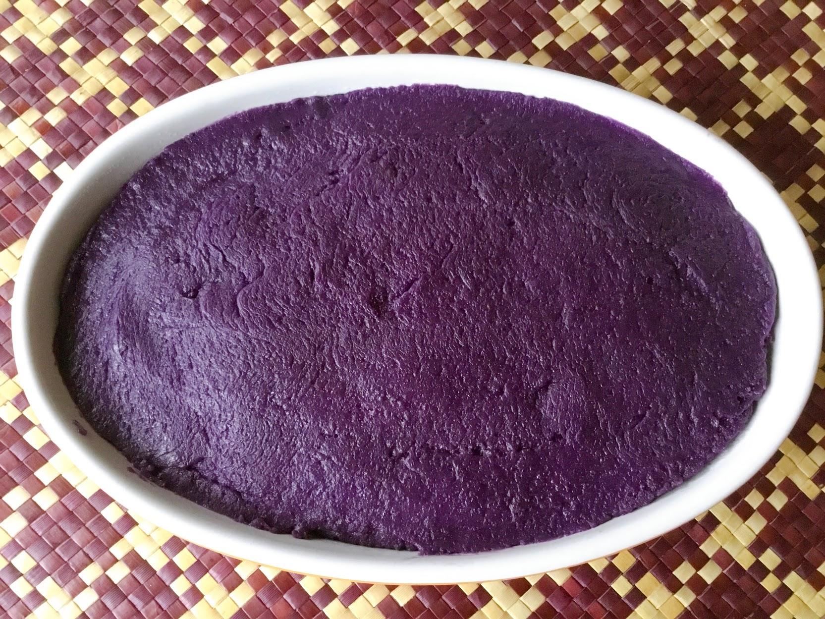 Halayang Ube (Purple Yam)