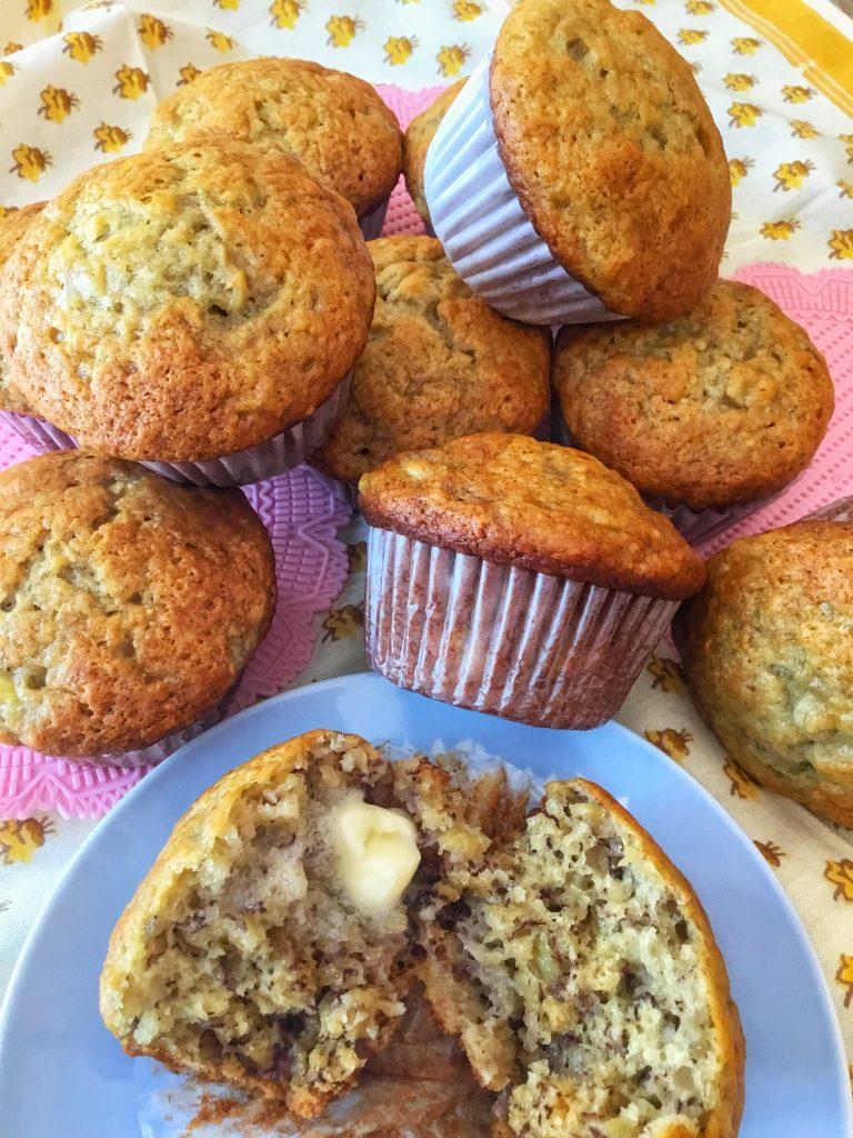 _Banana Muffins 5