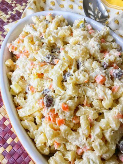 Chicken Macaroni Salad 5
