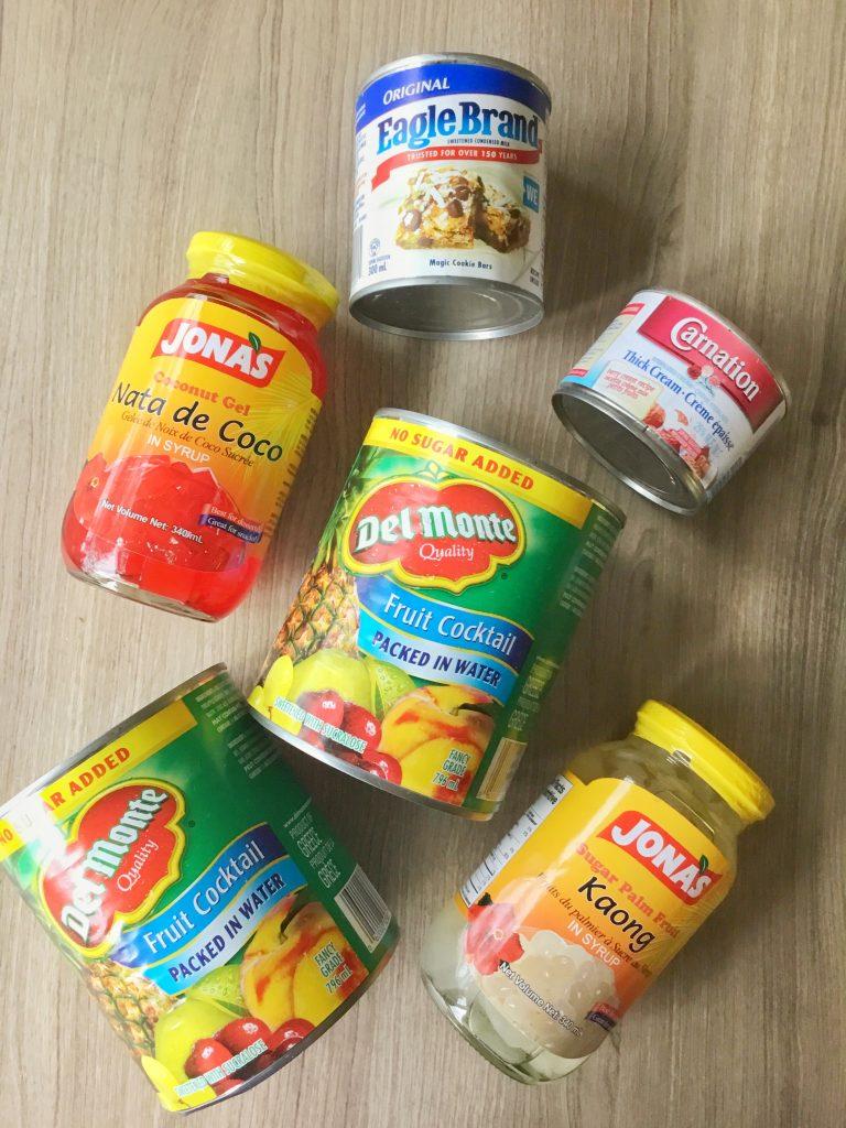 Filipino Fruit Salad 6